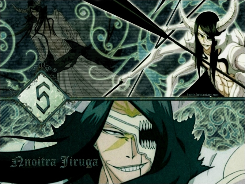 L'Espada numéro 5 tué par Zaraki Kenpachi s'appelle...
