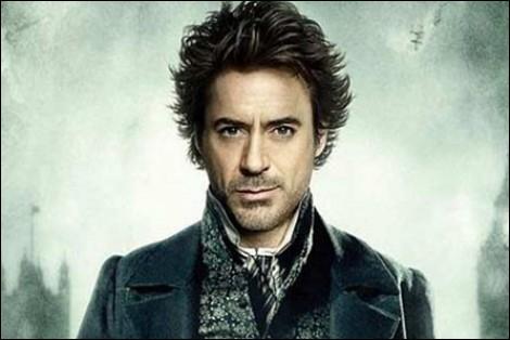 Dans ce film, il incarne une création de Sir Arthur Conan Doyle.