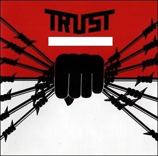 Quel nom porte cet album de Trust ?
