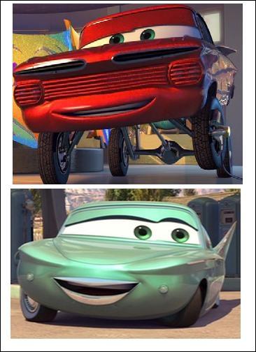 Le personnage des questions 7 et 11 est amoureux de la voiture vintage de la question 3.