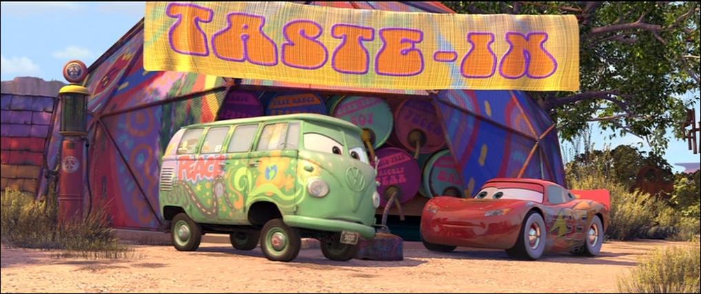 Fillmore, van à jamais figé dans les années hippie est un ... ?