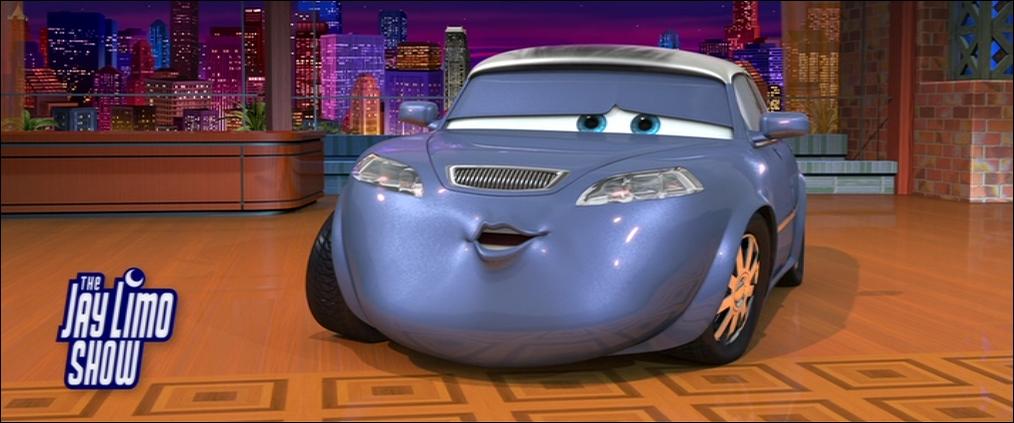 Quel célèbre présentateur de Talk Show à la télévison et fou de voiture a inspiré celui-ci ?