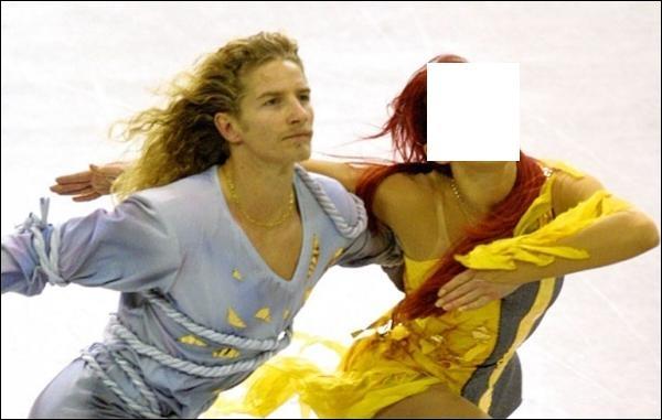 Avec quelle patineuse Gwendal Peizerat fut-il 6 fois champion de France, 2 fois champion d'Europe, 1 fois champion du monde et médaillé d'or aux JO de Salt Lake City en 2002 ?