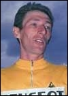 Vainqueur du Tour de France 67 et du Tour d'Espagne 69 ce cycliste était surnommé  l'échassier , et fut professionnel de 65 à 74. Quel est son nom ?