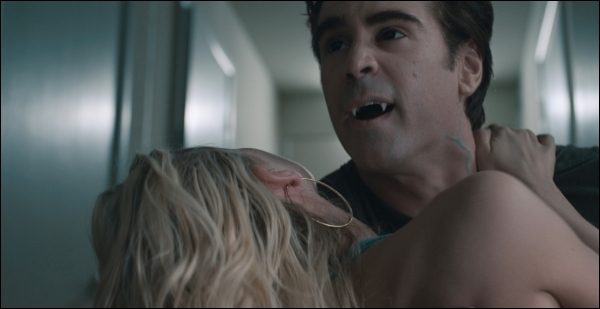 Avant de sortir dans le remake de Total Recall, Colin Farrel avait fait son apparition dans le film de la photo ci-contre en incarnant un voisin tueur. De quel film s'agit-il ?