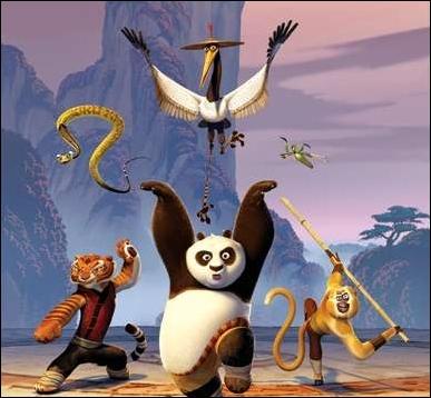 Quel est le titre de ce film d'animation, réalisé par les studios Dreamworks ?