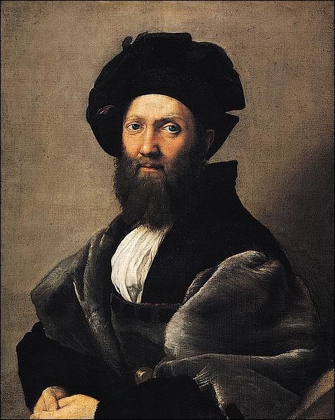 Portrait de Baldassare Castiglione, 1515