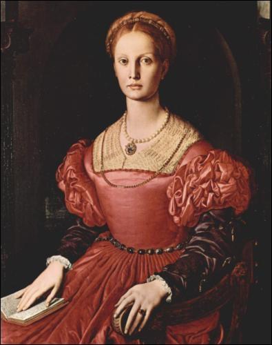 Lucrezia Panciatichi, c. 1540
