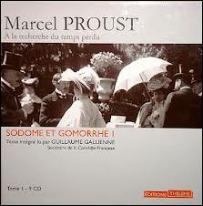 Initialement,  À la recherche du temps perdu  de Marcel Proust devait s'appeler  Les Intermittences du coeur .