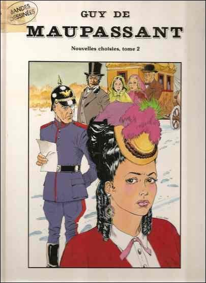 Le personnage principal d'un roman de Guy de Maupassant paru en 1885 s'appelait Georges Duroy. De quelle œuvre s'agit-il ?