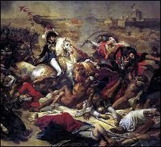 De retour au Caire après cet échec, Napoléon apprend qu'une flotte turque menace Alexandrie. Il réalise un dernier exploit en repoussant les assaillants. Quel est le nom de la dernière bataille de Napoléon sur le sol égyptien (juillet 1799) ?