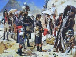 Si la campagne d'Egypte est un cuisant échec, l'expédition scientifique qui accompagnait l'armée fut une totale réussite. Napoléon a amené avec lui une « commission des sciences et des arts » composée de 160 techniciens civils, ingénieurs, savants et artistes. Quel ouvrage monumental est le fruit de leur étude de l'Egypte ?