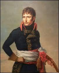 Quel était le titre de Napoléon Bonaparte au début de la campagne d'Egypte ?