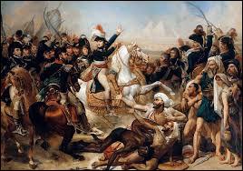 Comment a-t-on appelé le corps expéditionnaire français envoyé en Egypte ?