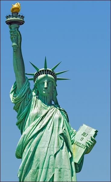 Dans quel pays se trouve la Statue de la Liberté ?