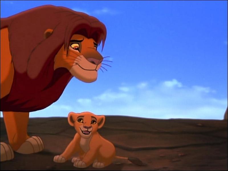 Qui Simba envoie-t-il pour surveiller Kiara ?