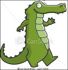Je suis un crocodile d'Amérique, qui peut atteindre jusqu'à 5 m de long. Qui suis-je ?