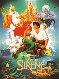 Quelle chanson du film  La Petite Sirène  a obtenu l'Oscar de la meilleure chanson originale  ?