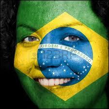 Comment dit-on  Brésil  en anglais ?
