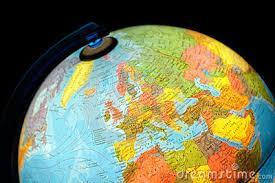 Le monde en anglais (1)