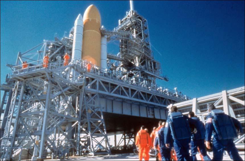 Qui vomit lors des essais avec les pilotes de la NASA ?