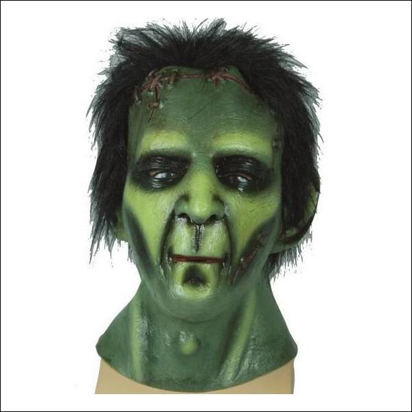 Mettez ce masque et vous deviendrez ce personnage...