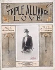 Cette coalition se trouvait face à la  Triple Alliance , aussi appelée  Triplice , qui regroupait :