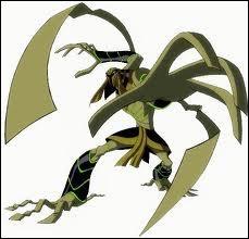 Créature semblable à une incarnation égyptienne, elle s'appelle...