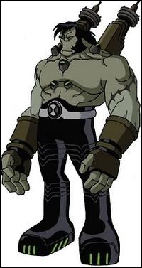 Similaire au monstre de Frankenstein, il s'appelle...