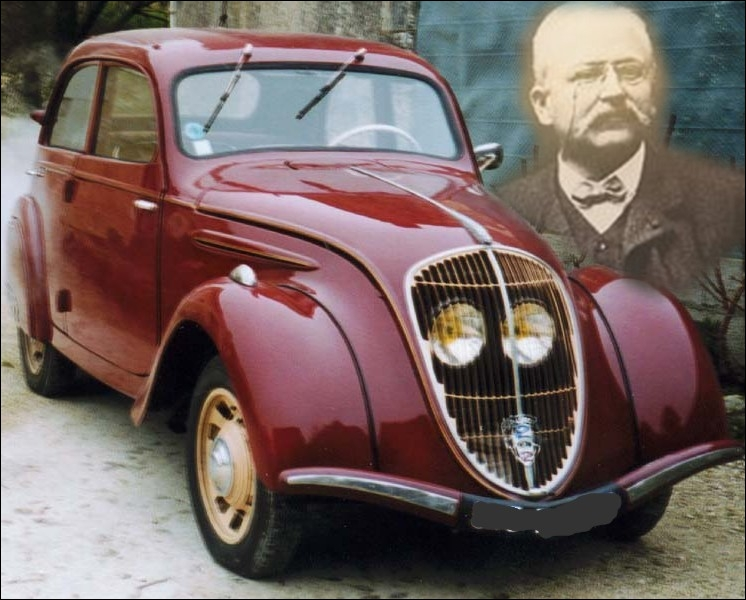 Implanté à Audincourt près de Montbéliard depuis 1897, le nom de Peugeot est indissociable à la région. Mais qui en 1891 à orienté l'entreprise dans la construction automobile ?