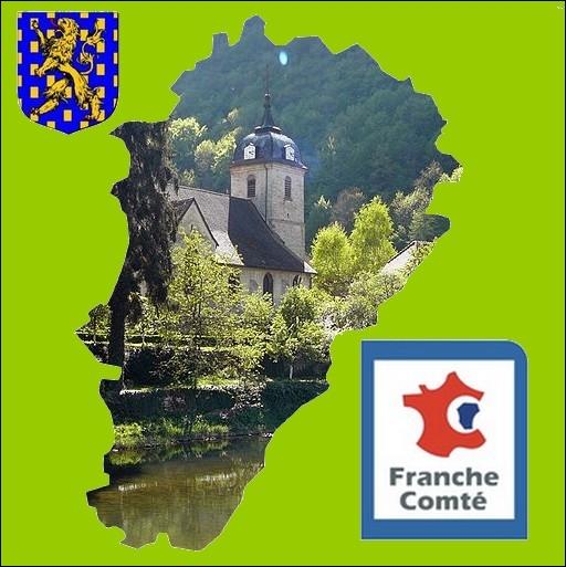 La région Franche-Comté est une région française composée de quatre départements : Le Territoire de Belfort, Le Jura, le Doubs et ... .