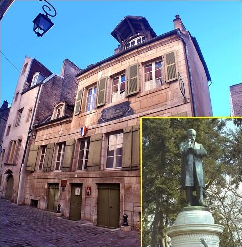 Né à Dole, le 27 décembre 1822, ce scientifique français est l'une des personnalités les plus importantes de la Franche-Comté ... .