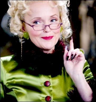 """Dans """"Harry Potter et la Coupe de feu"""", quel est l'Animagus de Rita Skeeter ?"""