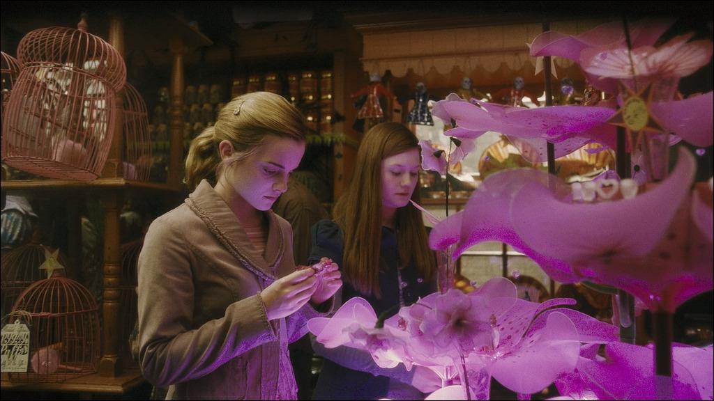 """Dans """"Harry Potter et le Prince de sang-mêlé"""", comment s'appelle le plus puissant philtre d'amour ?"""