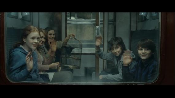 """Dans """"Harry Potter et les Reliques de la mort"""", comment s'appellent les enfants de Ron et Hermione ?"""