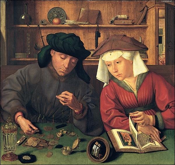 Les foires de Champagne les ont attirés, très vite le commerce n'est plus l'activité principale. Ces financiers font des prêts sur des tables ou  casanes . Leur nom est devenu synonyme d'usuriers.