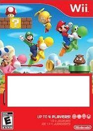 Mario - Les jeux (1)