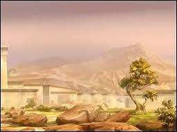 Lequel de ces lieux n'apparaît pas dans Code Lyoko ?