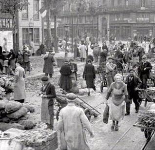 La société française de 45 à nos jours
