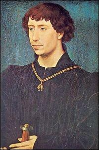 Ville libre du Saint-Empire romain germanique, elle est donné en gage à Charles le Téméraire qui consent un prêt à l'empereur d'Allemagne. Charles le Téméraire était :