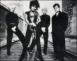 Qui a figuré dans plusieurs clips de  Siouxsie and the Banshees  ?