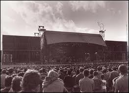 Quel groupe n'a jamais participé au  Seaside festival  de La Panne en Belgique ?