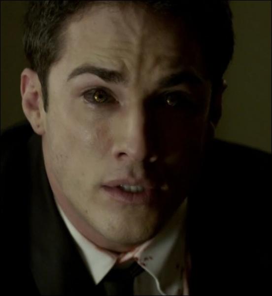 Quelle est la première nature de Tyler Lockwood, le fils du maire, avant d'être transformé par Klaus ?