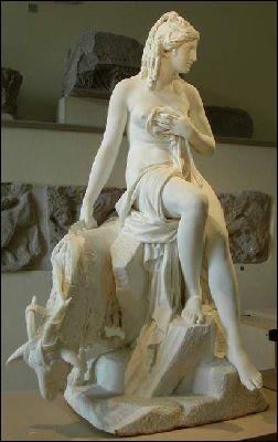Pour quel personnage important de la mythologie grecque Amalthée, la chèvre, a-t-elle donné son lait l'élever ?