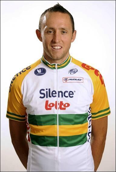 Je suis le premier australien à remporté le maillot de meilleur grimpeur sur un grand tour, en Italie, en 2010, avec en prime, une victoire d'étape. Qui suis-je ?