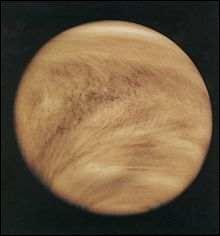 La 2ème planète du système solaire :