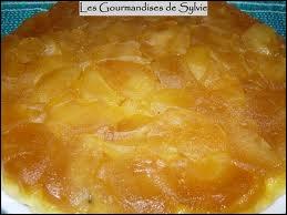 Savez-vous d'où nous arrive la recette de la tarte Tatin, cette tarte aux pommes cuite  à l'envers  ?