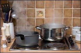 Dans le vocabulaire culinaire, une casserole remplie d'eau bouillante salée porte un nom bien particulier, lequel ?