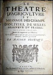 Au XVIe siècle, sous Henri IV, Olivier de Serres, considéré comme le père de l'agronomie française, a encouragé la culture en France d'une plante méditerranéenne, il s'agit ….