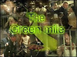 Qui a écrit le roman  La ligne verte  ?
